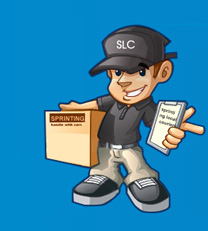Sprinting Local Couriers